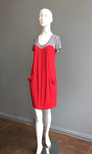 LAST SIZE / Whitehead Dress - Was $250 Now $30